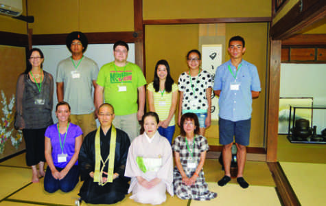 Trip to Japan Opens Students To Culture