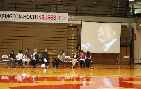 WEB: Students Celebrate MLK Day