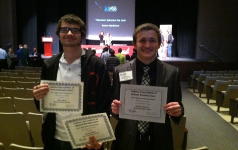 WEB: RHS Radio/TV Students Impress At IASB Conference