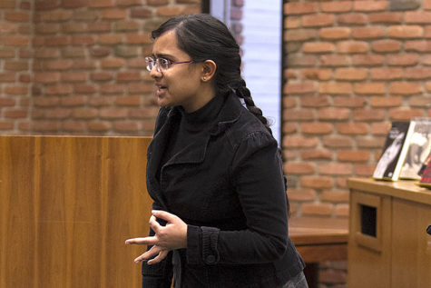 Vedantam earns berth in National speech competition