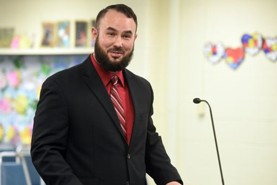 New coach anxious to lead Red Devil football