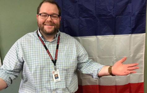 "RHS says ""bonjour"" to new French teacher"