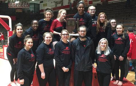 Gymnastics wins Sectional for first time since 1985