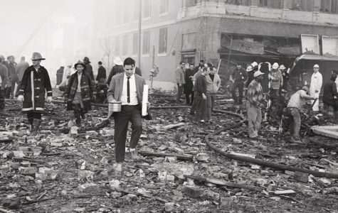 The Richmond explosion; 50 years after the tragedy