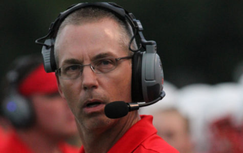 Tony Lewis leaving RHS after one season as football coach