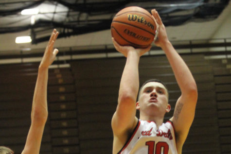 Ball State commit Lucas Kroft scores 1,000th point