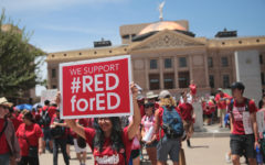 'Red for Ed' teacher rally draws 1,000 to State House
