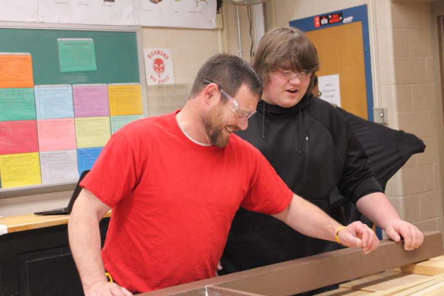 Career Center trades program helps students build their future