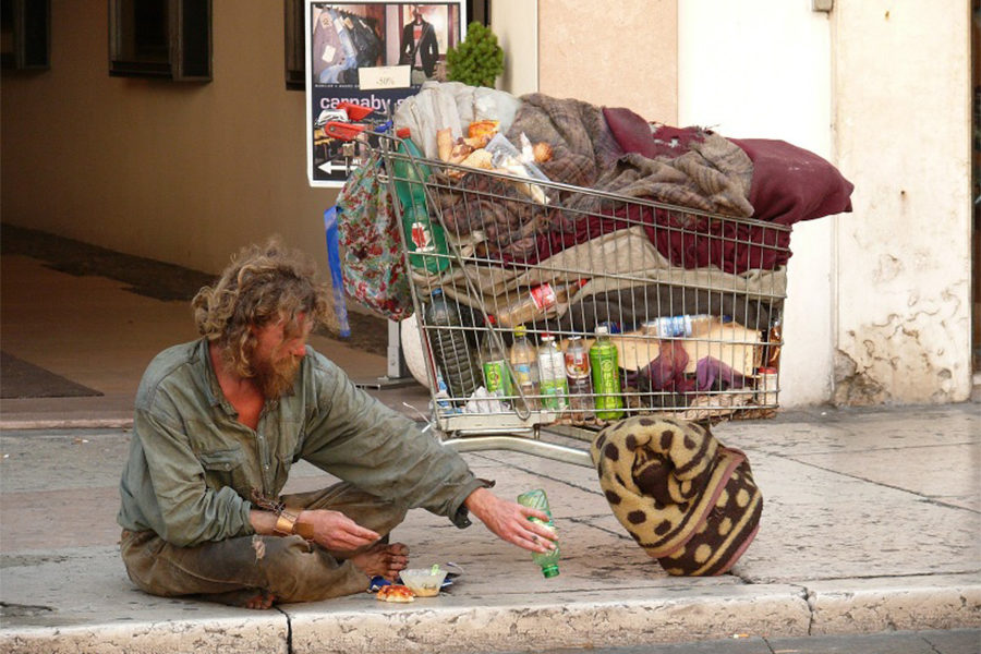 Reality behind stereotypes and struggles of homeless people