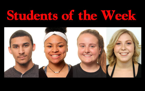 Students of the week - 4/8/19