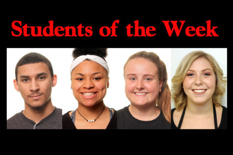 Students of the week – 4/8/19
