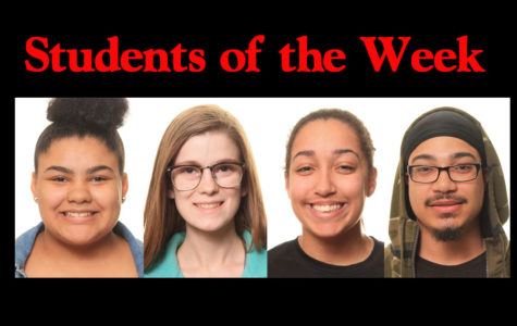 Students of the week – 4/15/19