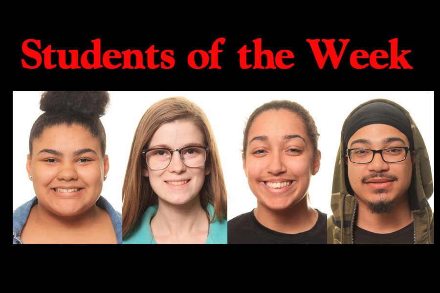 Students of the week - 4/15/19