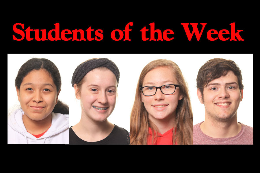 Students of the week - 4/29/19