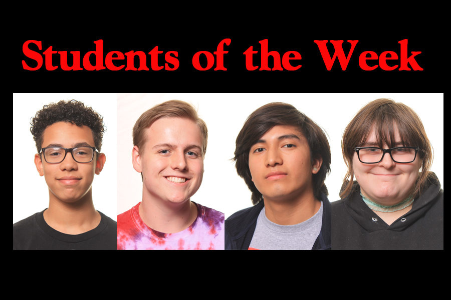 Students of the week – 5/13/19