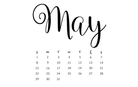 Events of May