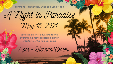 Night in Paradise Prom